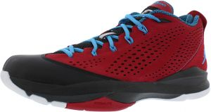 huge selection of 86f2a dfd34 Nike Jordan CP3 VII Basketball Shoes for Men, Gym Red Dark Powder Blue Black  White