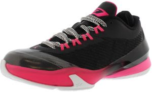 size 40 767aa 6a87a Nike Jordan CP3 VIII Basketball Shoes for Girls, Black Hyper Pink White