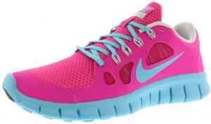 2248e26c8d0a8 Nike Free 5.0 Gradeschool Running Shoes for Girls