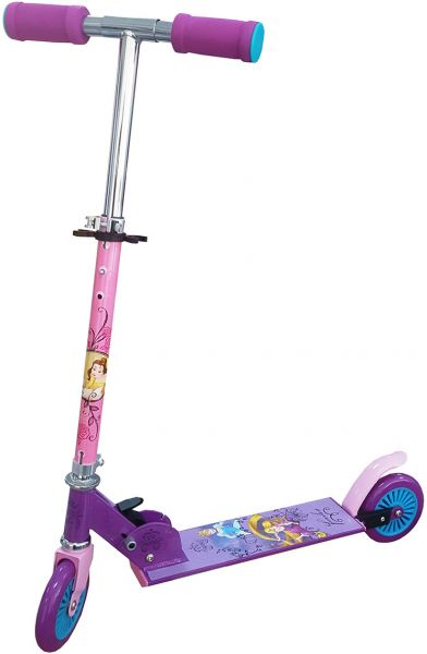 d1cf19049 Disney Princess 2 Wheel Scooter