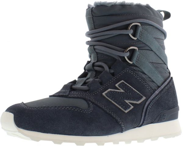 9fcf2622b ... new style new balance blue grey lace up boot for women 4f1a5 db4da ...