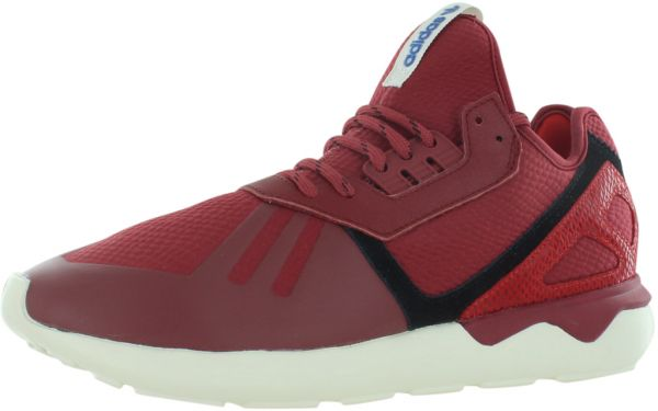 newest d1454 7edaf ... coupon code for adidas tubular running shoes for men red black ea16c  fed13