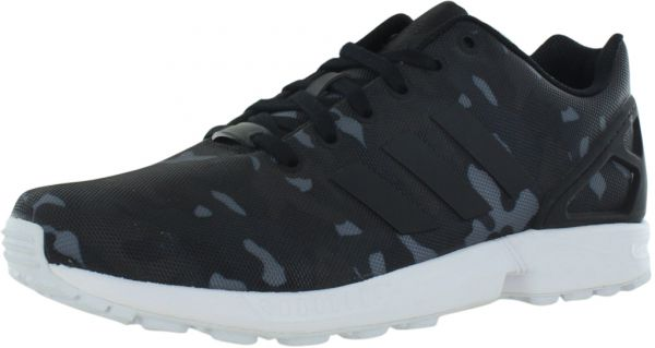 64bc96054f1a8 ... promo code for adidas zx flux running shoes for men black grey 2fa8c  6b6e4
