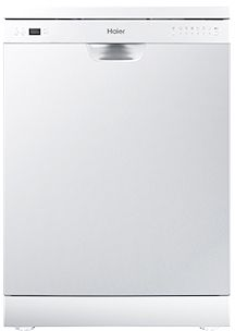 Haier Portable Dishwasher Stainless Steel,White   DW14 GFE71W