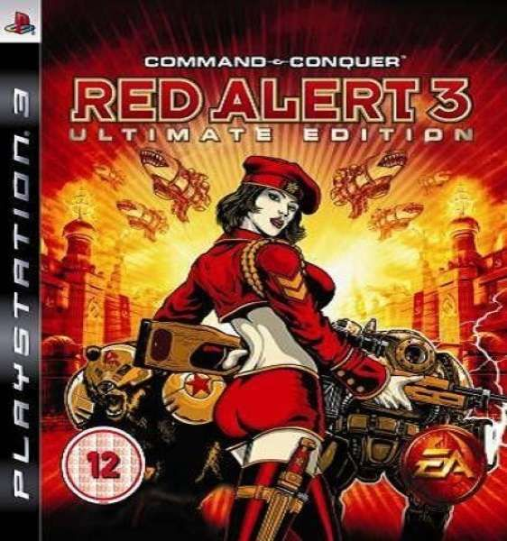 command and conquer red alert 3 free download mac