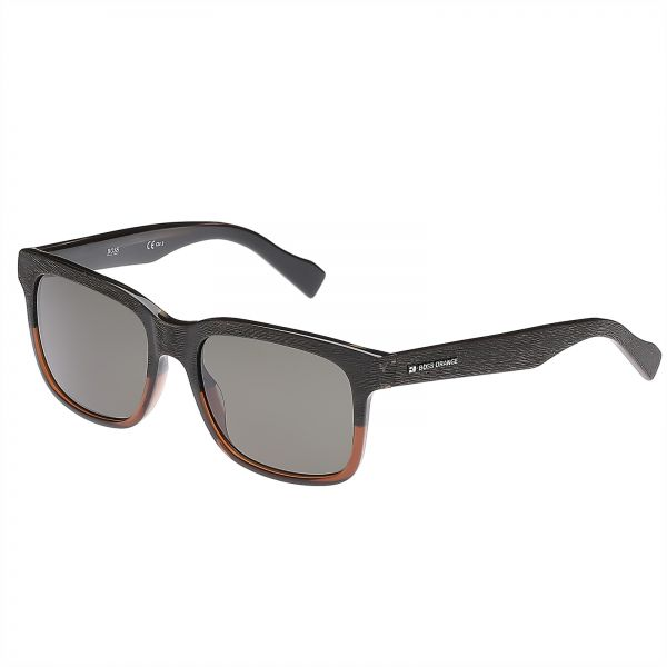b9949d7fcb2 Hugo Boss Wayfarer Men s Sunglasses - BO 0148 S-6TL-53-QT - 53-18 ...