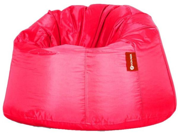 Awesome Kaza Meza Bean Bag Water Proof Red Small Price In Gmtry Best Dining Table And Chair Ideas Images Gmtryco