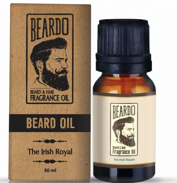 Beardo The Irish Royale Beard Oil   30 ML