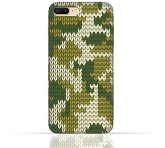 Souq Apple Iphone 7 Tpu Silicone Case With Knitted Camouflage