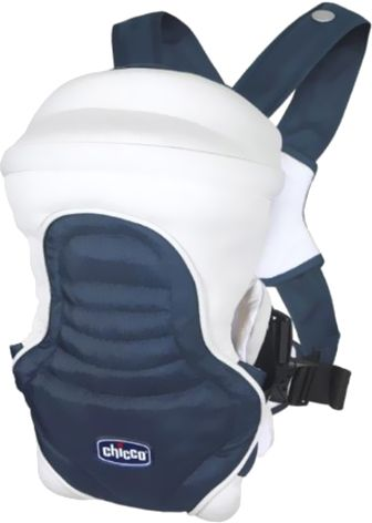 Chicco Soft and Dream Baby Carrier - Blue Passion