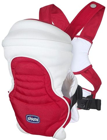 Chicco Soft and Dream Baby Carrier - Scarlet