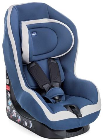 Chicco Go One Car Seat - Blue