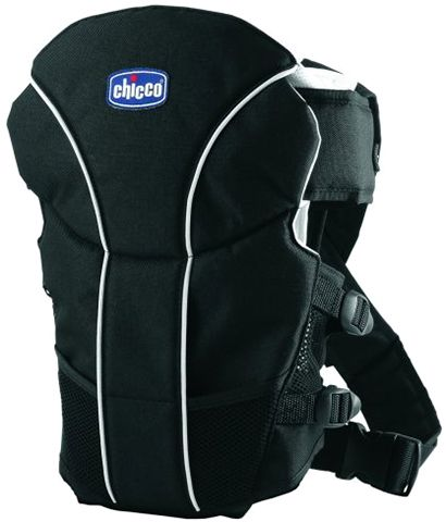Chicco Ultra Soft Baby Carrier - Black