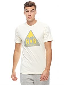 7cf96a2031bc New Balance T-Shirt for Men - Off White