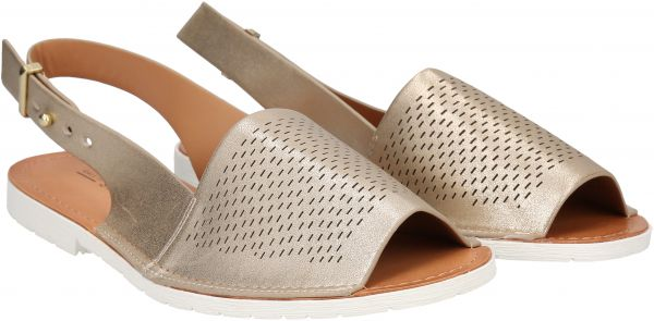 f4cdf9855de5 Call It Spring Flat Sandals for Women - Champagne