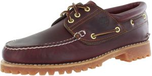 2d68fc2d3e5c Timberland Trad HS 3 Eye Lug Boating Shoes for Men