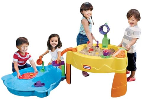 Little Tikes Treasure Hunt Sand and Water Table - 637780M