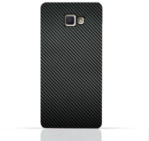 Samsung Galaxy A3 2016 / A310 TPU Silicone Case with Carbon Fiber Design