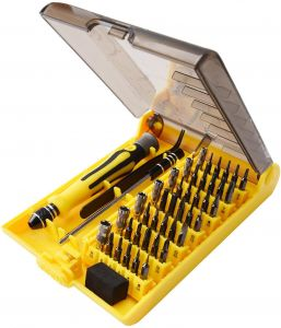 Star Yellow Box 45 In 1 Magnetic Driver Kit 8fa73f7a12