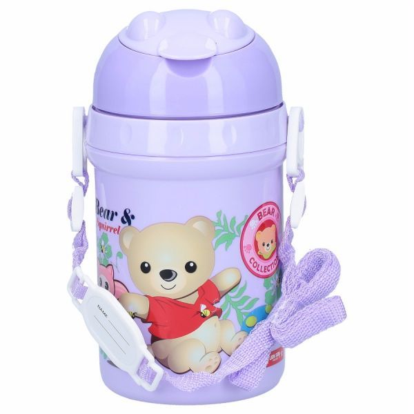 a40589c873 Lion Star Plastic NN-20 Ascot Water Bottle 650ml, Purple Price in ...