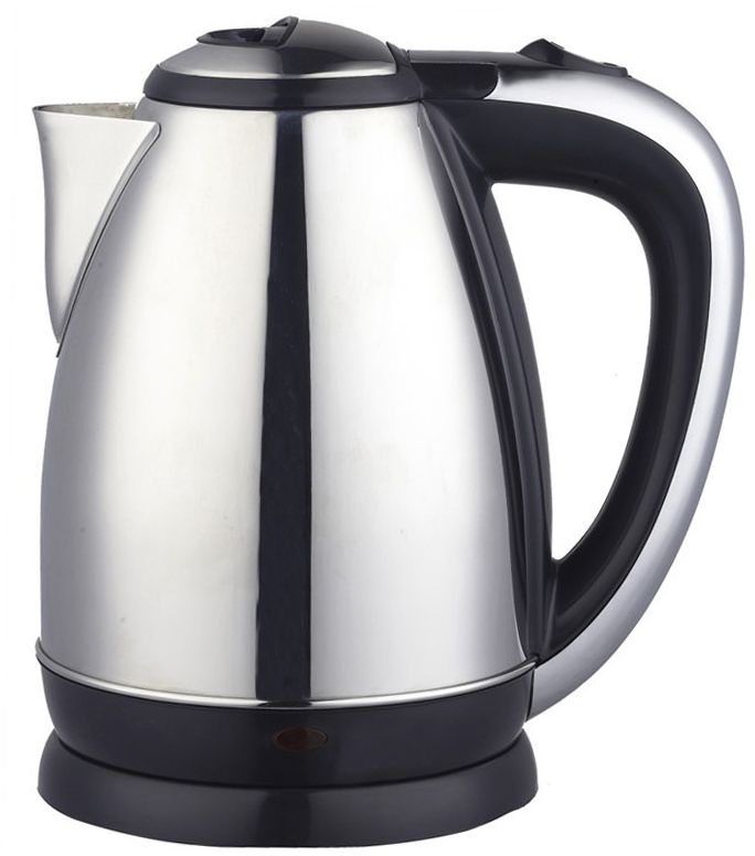 Dream Stainless Steel 1.5 Liter Electric Kettle - DRSK - 3010, Silver