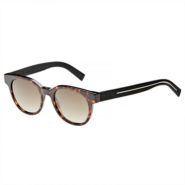 dc17f2f8bf Dior Wayfarer Men s Sunglasses - BLACKTIE182S-M61HA - 50-20-145 mm ...
