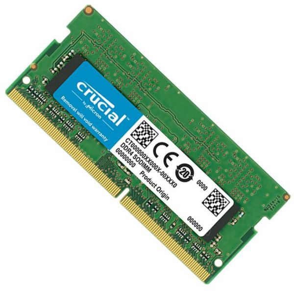 Crucial 4gb Ddr4 2133 Mhz Ram For Laptop Pc4 17000 Cl15