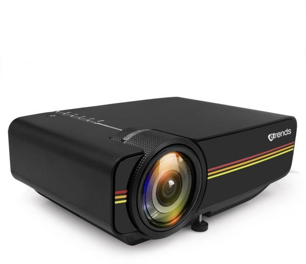Etrends Yg410 Led Projector For Iphone & Andriod