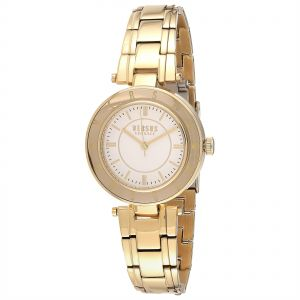 b06db4f12efb2 Versus Versace Women s White Dial Stainless Steel Band Watch - SP8200015