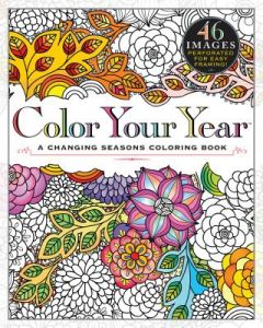 Color Your Year A Changing Seasons Coloring Book By Workman Publishing