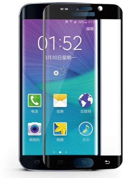 Forge Tempered Glass Screen Protector for Samsung Galaxy S6 Edge Plus -  Black | Souq - UAE