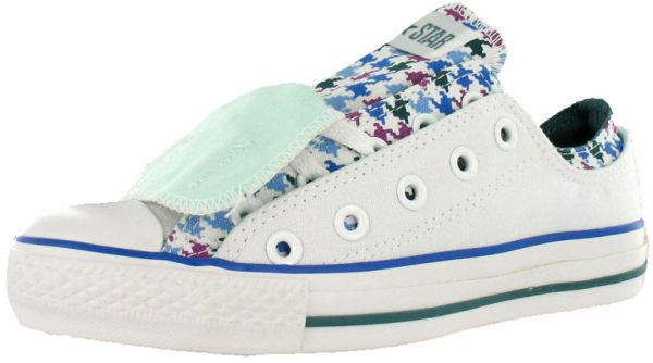 f2e70eaa06750b Converse All Star Chuck Taylor Double Upper OX Unisex Fashion Sneakers