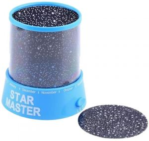 As Seen on TV Star Master Projector LED Starry Night Sky Light Baby La...