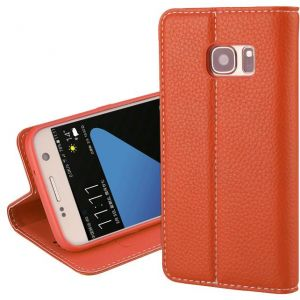 Samsung Galaxy A5 2017 SM-A520 Leather Wallet Case Cover