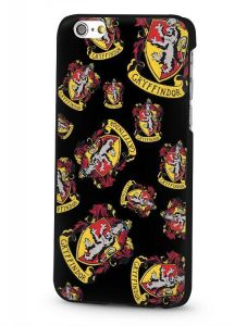 size 40 decc6 0443f Harry Potter Gryffindor Back cover for Iphone 5/5s