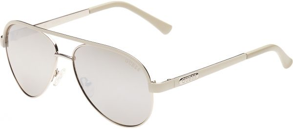 24c791fc63 Guess Aviator Unisex Sunglasses - GU7364-IV3F - 14-135-57 mm ...