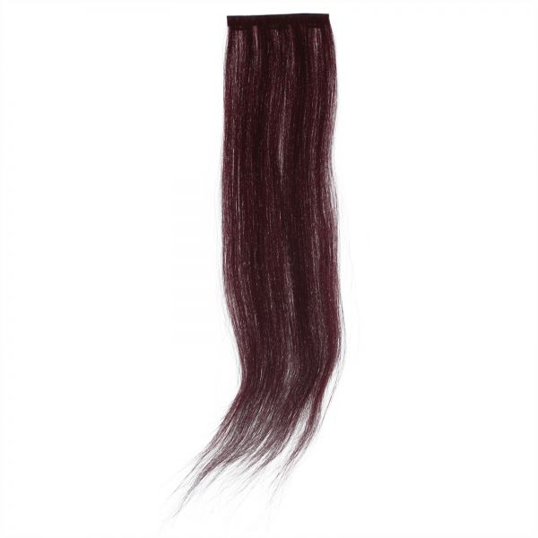 Seista Invisible Clip In Hair Extension With 3 Clips Red Wigs