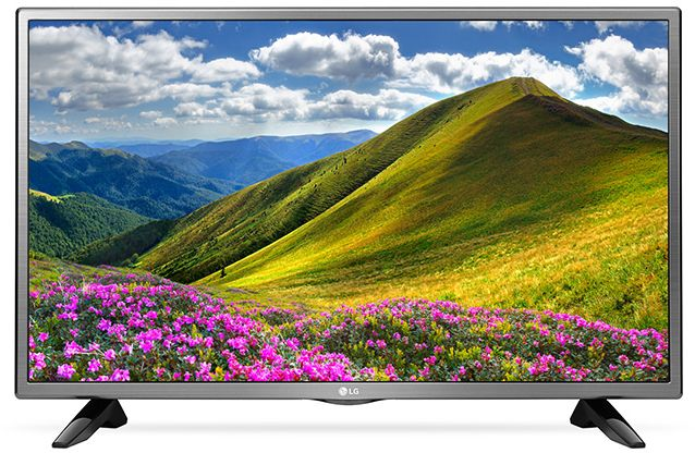 LG 32 Inch HD LED Smart TV - 32LJ570U