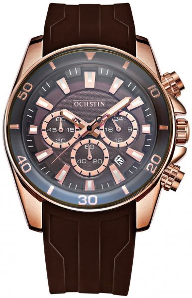 Ochstin Casual Watch For Men, GQ094-CC Price in Saudi Arabia