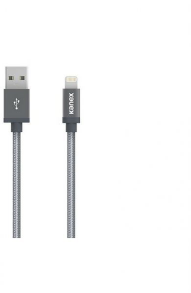kanex apple certified premium lightning to usb cable with durabraid