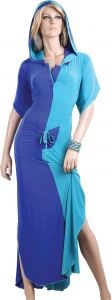 Turquoise Nightgown For Women