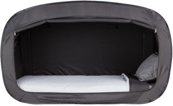 Privacy Pop Bed Tent Black Pt 9541