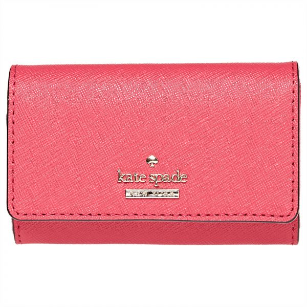 Kate Spade Leather Key Holder Wallet