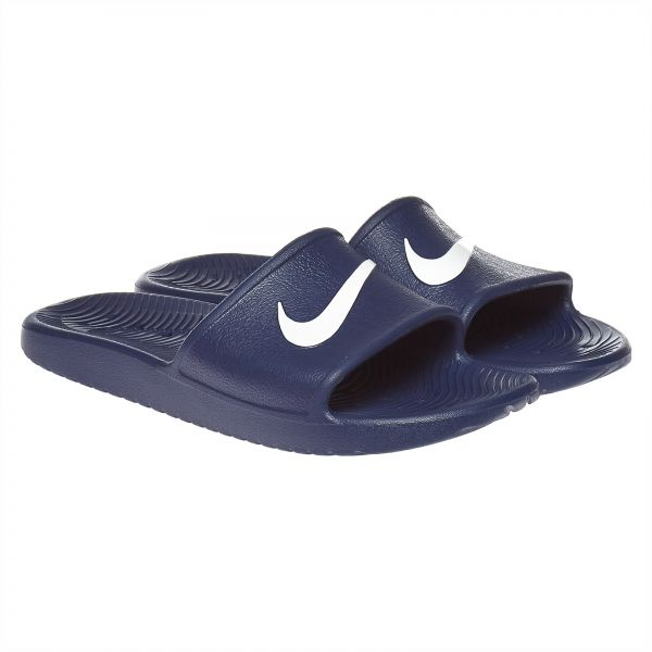 1a06526ee Nike Kawa Shower Slides for Men - Navy Price in UAE