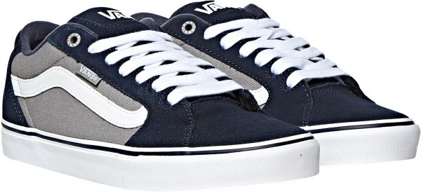 b8f8ecc50ea2 Vans Faulkner Fashion Sneakers for Men - Navy Price in Saudi Arabia ...