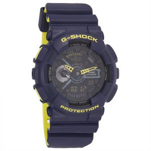 a8c4752ccb91f Casio G-Shock for Men - Casual Resin Watch - GA-110LN-2A