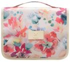 f9c2b18d201 Buy Fashion Portable Travel Vocation Folding Make up Toiletry Waterproof  Holiday Bags with Hook Cosmetic Organizer
