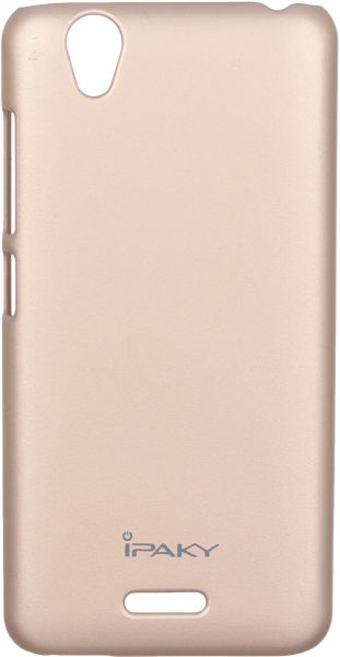 100% authentic abf4a 5ae3d Ipaky Back Cover For Gionee P5 Mini, Gold | KSA | Souq