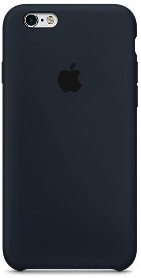 purchase cheap ffc66 e27be Apple Silicone case iPhone 6S Plus / 6 plus - Black