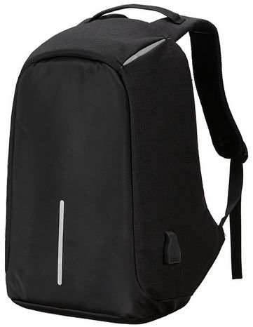 Anti Theft Travel Backpack Large Capacity Waterproof Nylon Laptop Bag Usb Charging Shoulder College Students Zz
